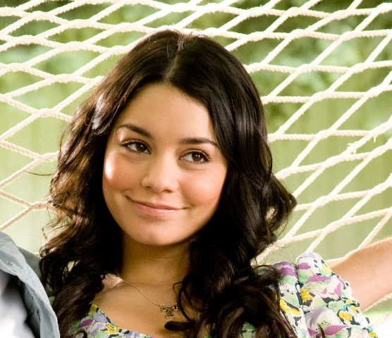 "The 20-year-old Hudgens has appeared in all three ""High School Musical"""