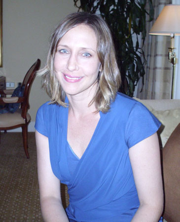 Vera Farmiga in Chicago, August 10th, 2011