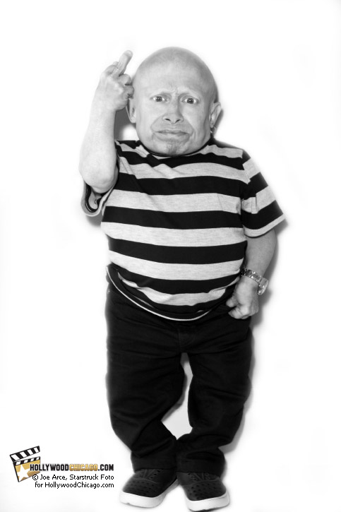 Interview Verne Troyer Mini Me In Austin Powers In