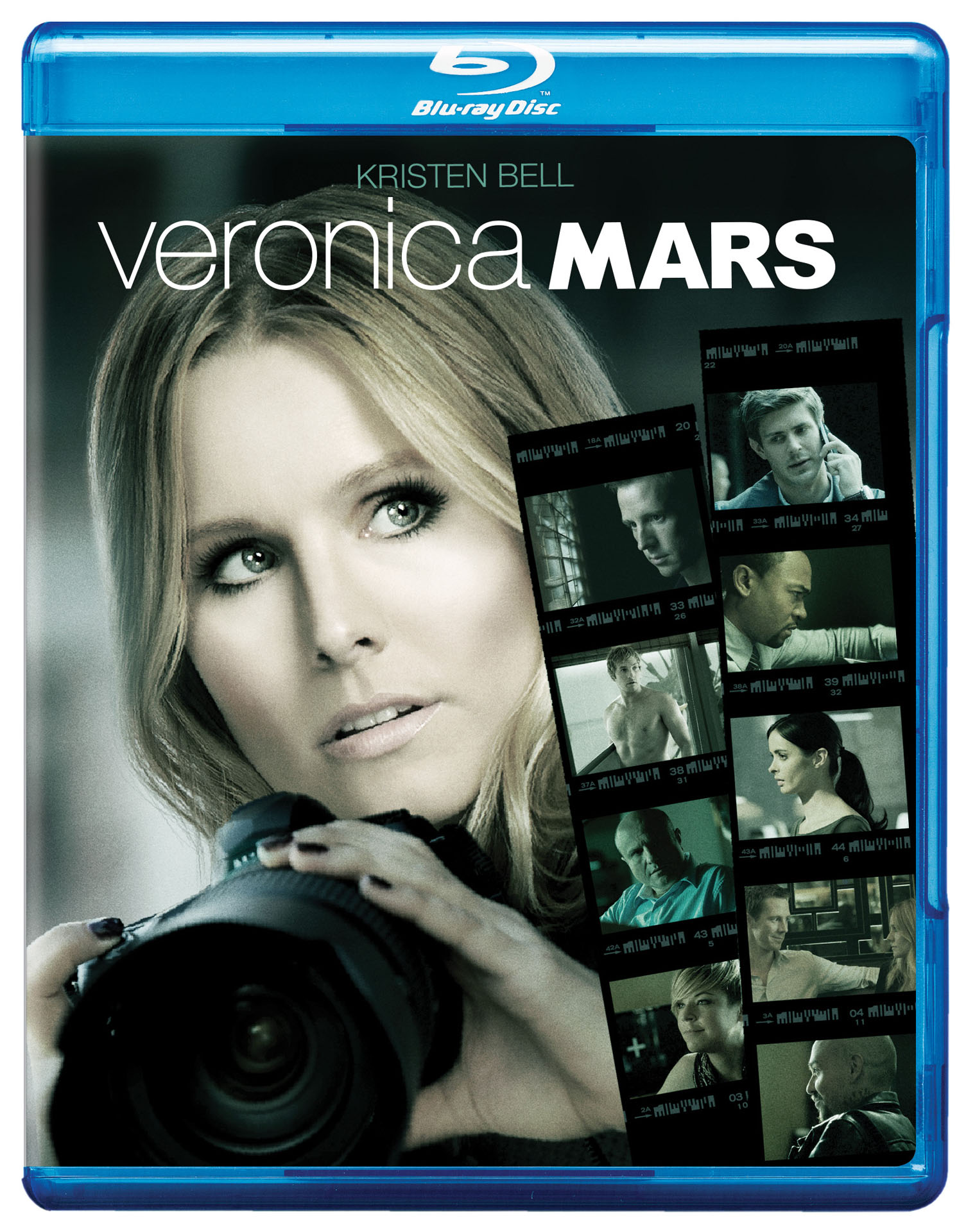 Veronica Mars was released on Blu-ray on May 6, 2014