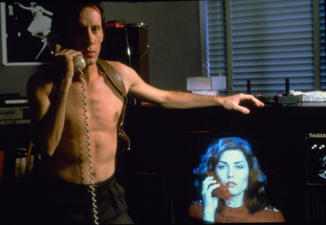 Videodrome was released on Blu-ray on December 7th, 2010