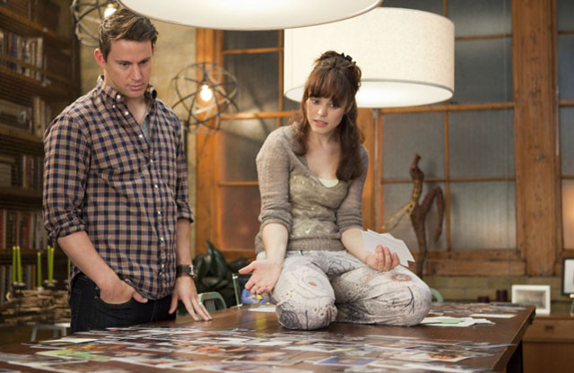 Channing Tatum and Rachel McAdams Put the Pieces Together in 'The Vow'