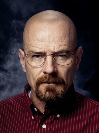 Bryan Cranston of Breaking Bad