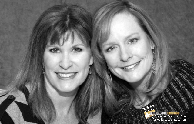 The Walton Sisters Together Again: Judy Norton and Mary McDonough
