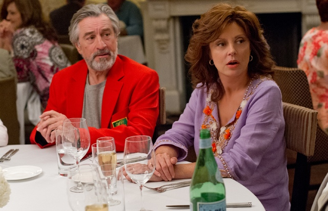 Robert De Niro, Susan Sarandon