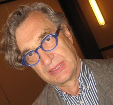 Wim Wenders in Chicago, October 2011