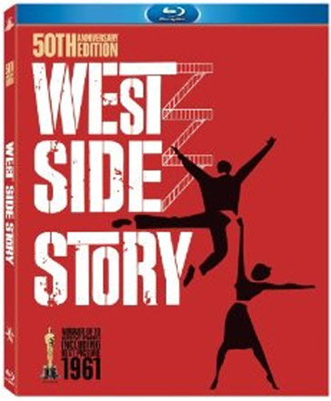 'West Side Story' 50th Anniversary Package on Blu-ray