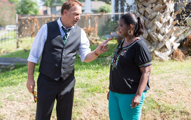 Kevin Costner, Octavia Spencer