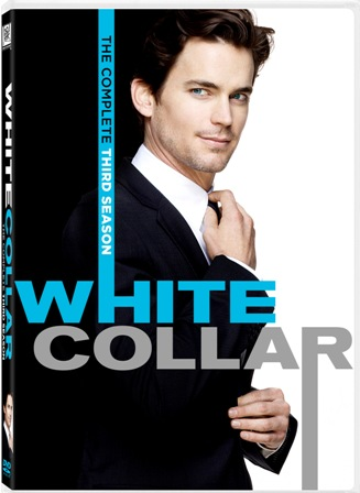 White Collar: The Complete Third Season was released on DVD on June 5, 2012