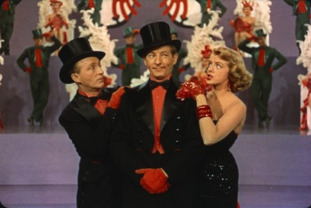 Michael Curtiz's White Christmas will screen at the 27th Annual Music Box Christmas Show.