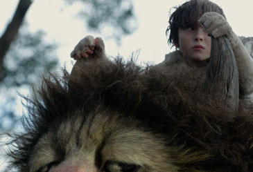 Wild Ride: Max Records in 'Where the Wild Things Are'