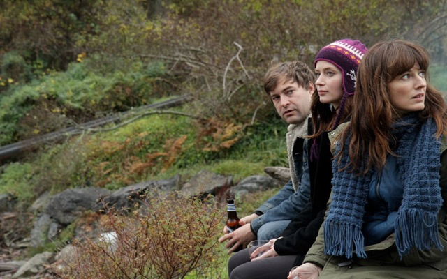 Mark Duplass, Emily Blunt and Rosemarie DeWitt star in Lynn Shelton's Your Sister's Sister.
