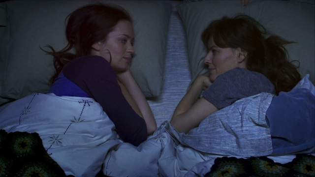 Emily Blunt and Rosemarie DeWitt star in Lynn Shelton's Your Sister's Sister.
