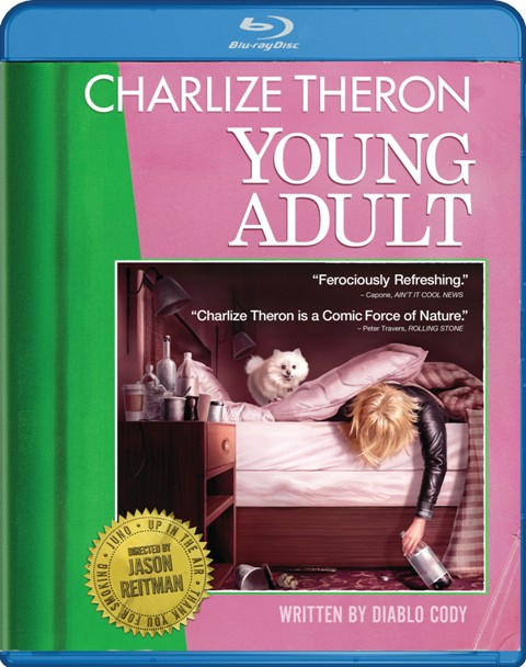 Young Adult was released on Blu-ray and DVD on March 13th, 2012