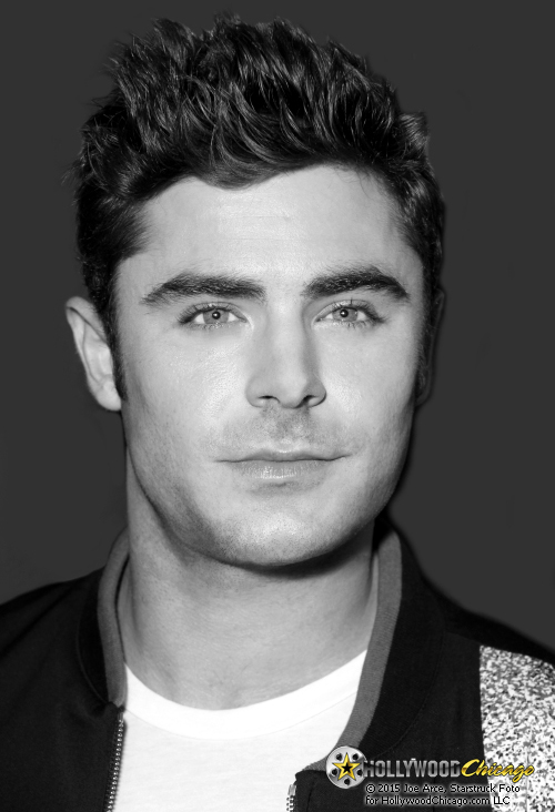 Zac Efron of We Are Your Friends