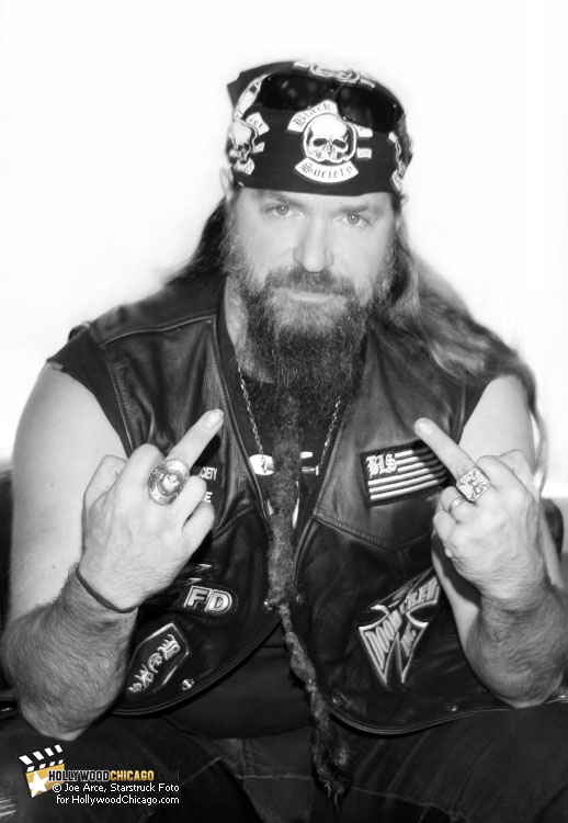 He's Number One: Zakk Wylde at Borders Books State Street, Chicago, on August 16th, 2010