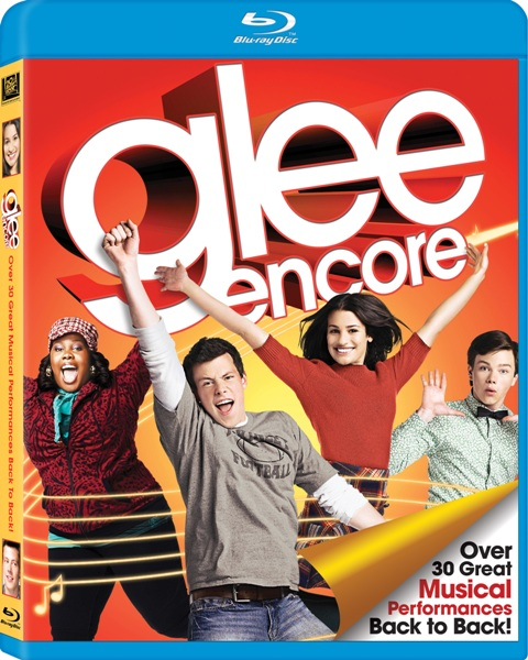 Glee Encore was released on Blu-ray and DVD on April 19, 2011
