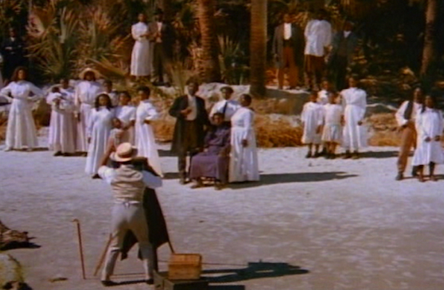 an analysis of the religion in the movie daughters of the dust by julie dash