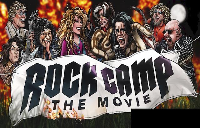 """RockCamp"""