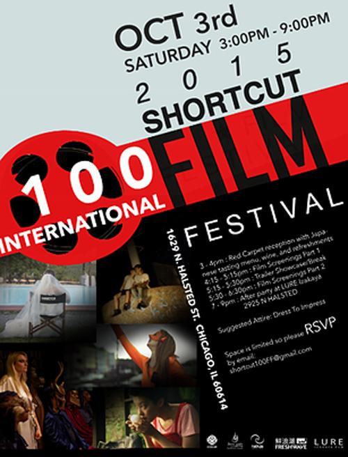 Shortcuts 100 Film Festival