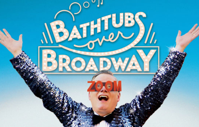 film review: 'bathtubs over broadway' revives a forgotten art form