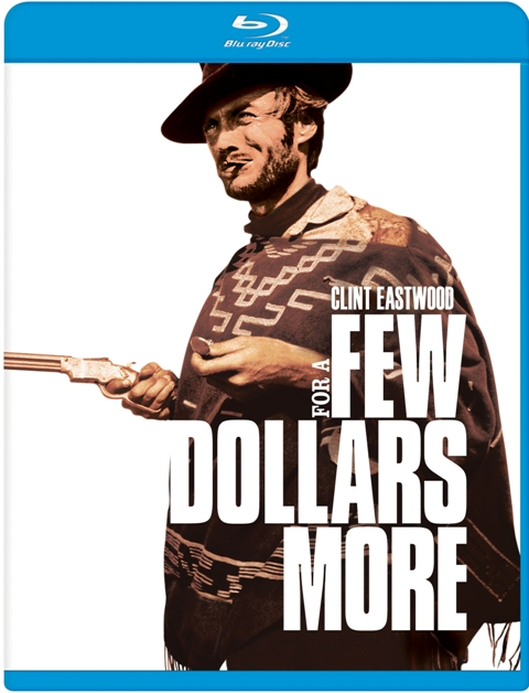 For a Few Dollars More was released on Blu-ray on August 2nd, 2011