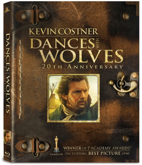 Dances With Wolves: 20th Anniversary Edition was released on Blu-Ray on January 11th, 2011