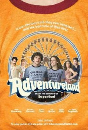 Adventureland, from Miramax Films, opens on March 27th, 2009.
