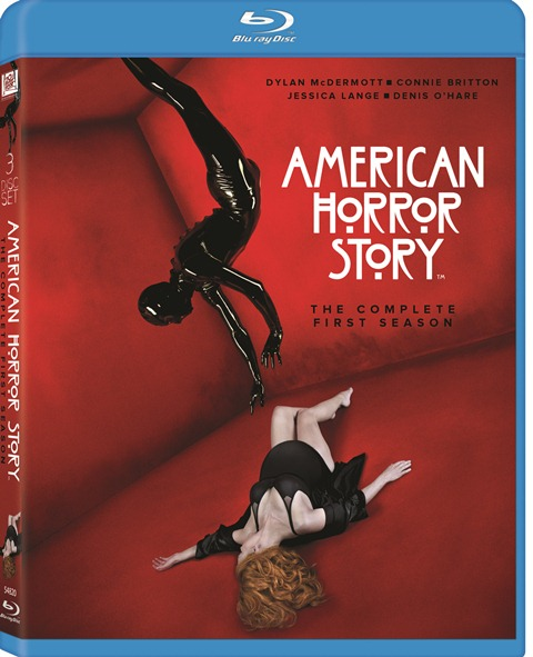 American Horror Story: The Complete First Season was released on Blu-ray and DVD on September 25, 2012