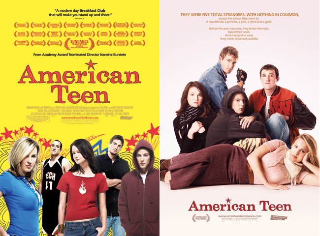 American Teen is written, directed and produced by Nanette Burstein