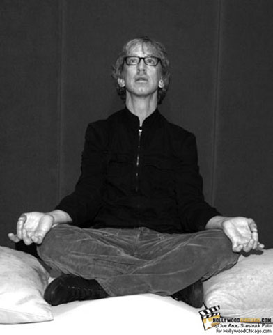 Andy Dick is very, very calm in Chicago on June 19, 2009