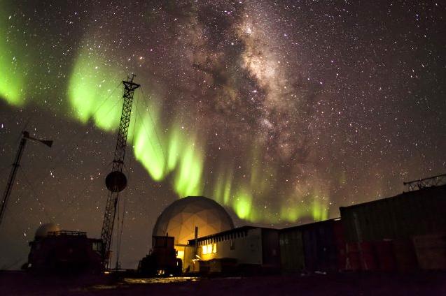 'Antarctica: A Year on Ice