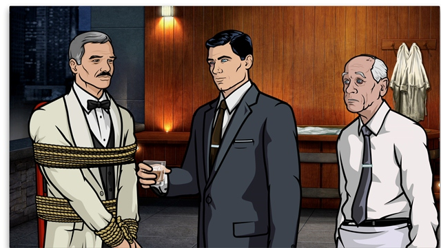 Archer: The Complete Season Three was released on Blu-ray and DVD on January 8, 2013