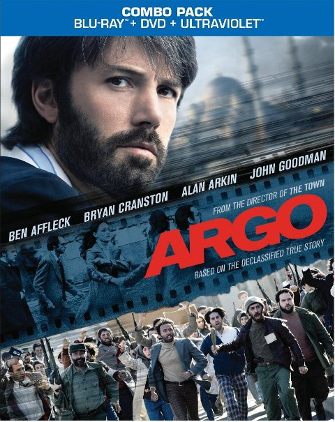 Argo was released on Blu-ray and DVD on February 19, 2013