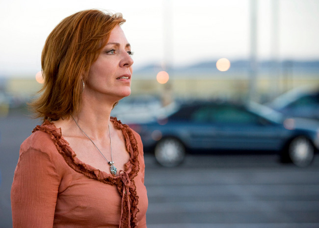 Allison Janney stars as Lily in Sam Mendes' Away We Go