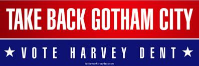 IBelieveInHarveyDent.com, The Dark Knight, Aaron Eckhart