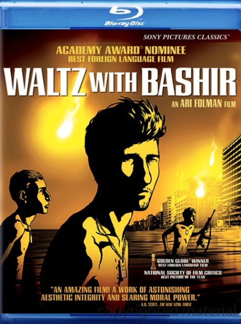 Waltz With Bashir was released on Blu-Ray on June 23rd, 2009.