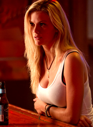 Brooklyn Decker as Sam Shane in Battleship