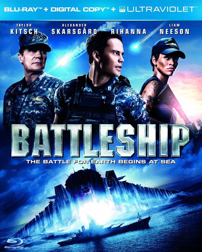 Battleship comes to Blu-ray and DVD on Aug. 28, 2012