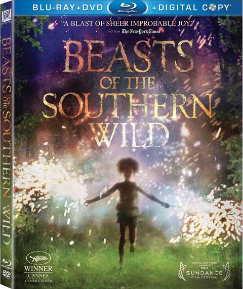 Beasts of the Southern Wild was released on Blu-ray and DVD on December 4, 2012