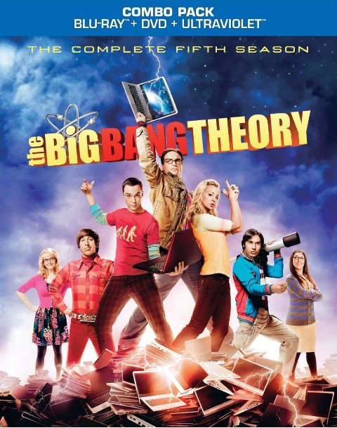 The Big Bang Theory: The Complete Fifth Season was released on Blu-ray and DVD on September 11, 2012