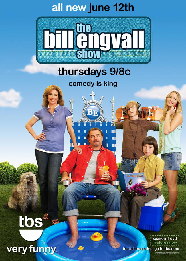 The Bill Engvall Show on TBS is back this summer with all-new episodes