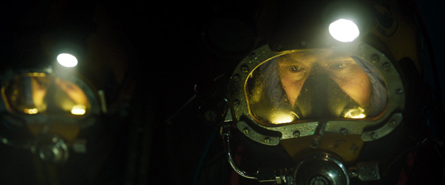 Divers in Black Sea