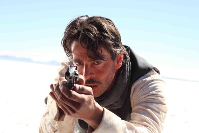 Eduardo Noriega stars in Mateo Gil's Blackthorn.