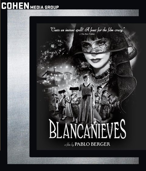Blancanieves was released on Blu-ray and DVD on September 3, 2013