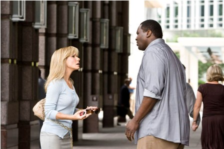 The Blind Side will be released on DVD and Blu-ray on March 23rd, 2010..