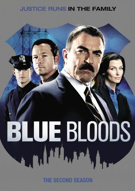 Blue Bloods: The Complete Second Season was released on DVD on September 11, 2012