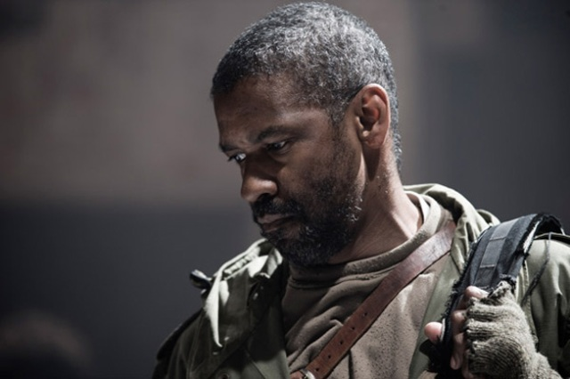 Denzel Washington stars in the Hughes Brothers' thriller The Book of Eli.