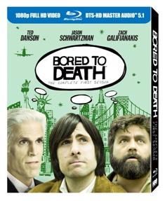 Bored to Death: Season One