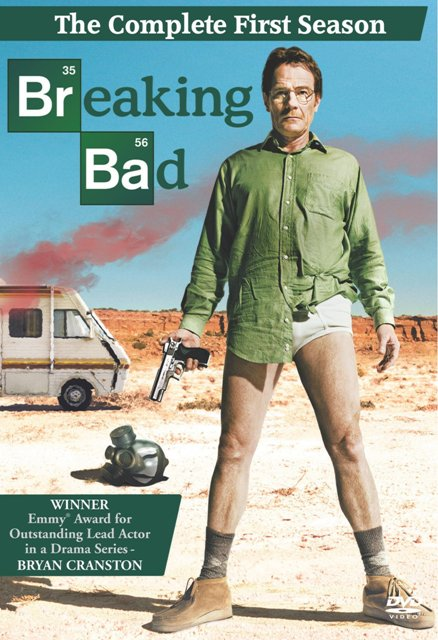 Breaking Bad was released on DVD on February 24th, 2009.